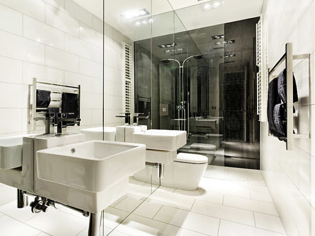 Bathroom Work 6