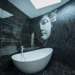 Tiling Art - Desing by Peter Mosticone, VIVID EDGE